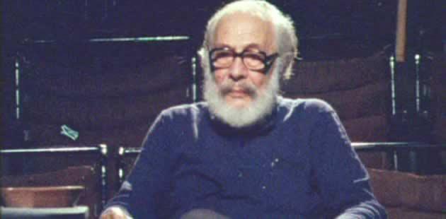 Ο σκηνοθέτης Κάρολος Κουν