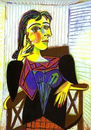 Ντόρα Μάαρ, ερωμένη του Picasso το 1936