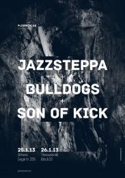 Bulldogs και Jazzsteppa στο Gagarin 205