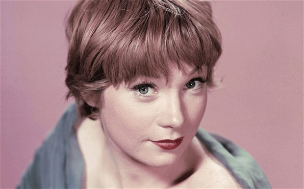 Η Shirley MacLaine