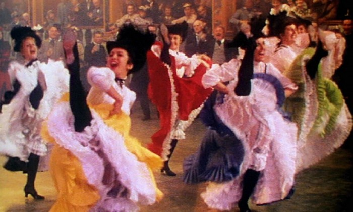 Moulin Rouge - σκηνή από την ταινία του 1952