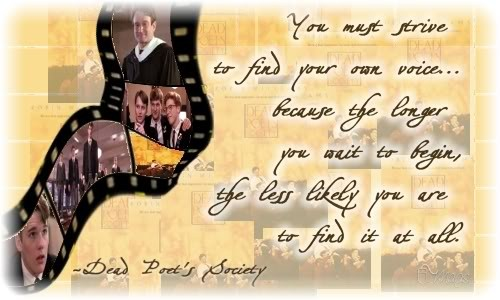 dead poets society quote 2