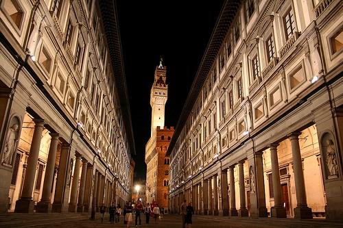 Galleria Uffici, Φλωρεντία, Ιταλία