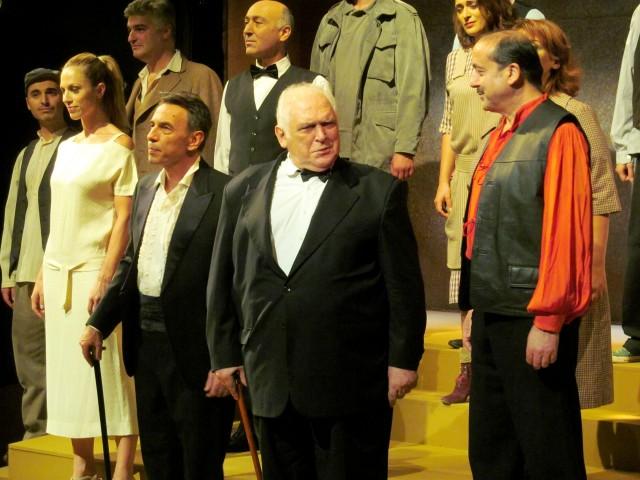 """""""Ο Αφέντης Πούντιλα και ο δούλος του ο Μάττι"""" στο Θέατρο Τζένη Καρέζη"""