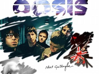 Λογότυπο των Oasis