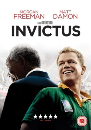 Invictus- Αφίσα