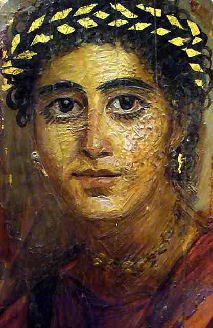πορτρέτο Φαγιούμ