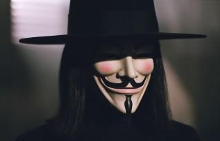 """Ο V στην ταινία """"V for Vendetta"""""""
