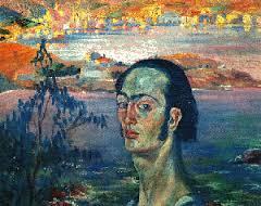 Νταλί Αυτοπροσωπογραφία με το λαιμό του Ραφαήλ