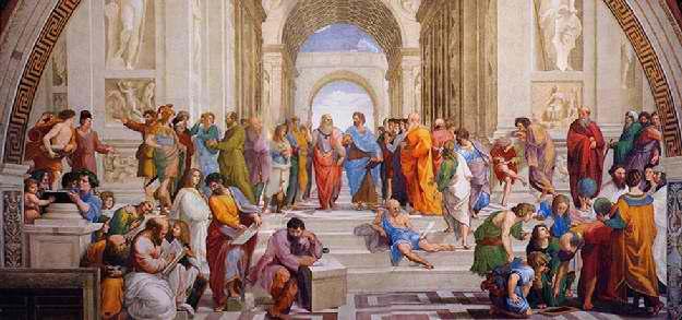 Σχολή των Αθηνών Ραφαήλ