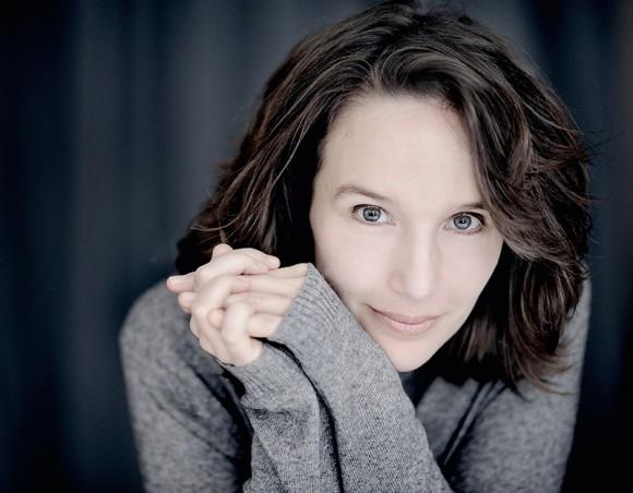 Η πιανίστα Helen Grimaud