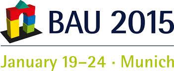 Έκθεση δομικών υλικών και αρχιτεκτονικής Bau 2015
