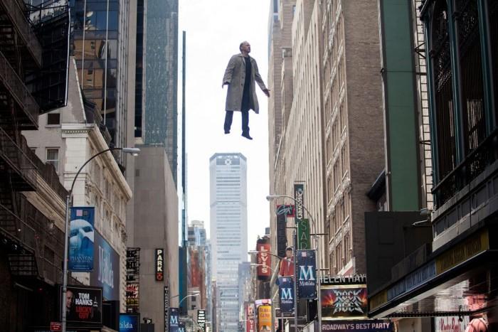 Σκηνή από την ταινία Birdman