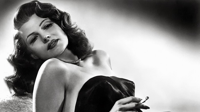 Η Rita Hayworth ως Gilda