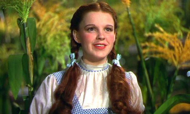 H Judy Garland ως Dorothy Gale