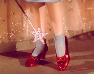 Τα γοβάκια της Dorothy