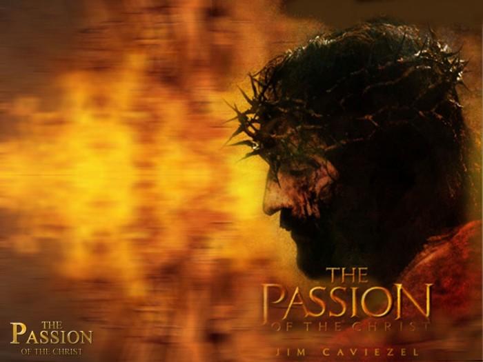 Αφίσα της ταινίας «Τα Πάθη του Χριστού» του Μελ Γκίπσον