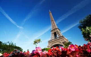 Θέα Πύργου του Άιφελ