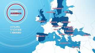 Αφίσα του Ευρωπαϊκού Βραβείου Νεανικού Κοινού
