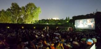 Athens Open Air Film Festival Cine Thiseio