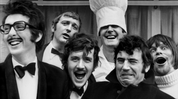 Monty Python young