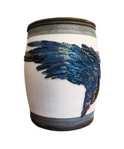 Τα φτερά της Όλγας Γουλανδρή