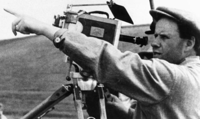 Sergei Mikhailovich Eisenstein PICTURE FORM THE RONALD GRANT ARCHIVE