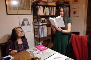 Συνέντευξη με την Κατερίνα Αγγελάκη-Ρουκ