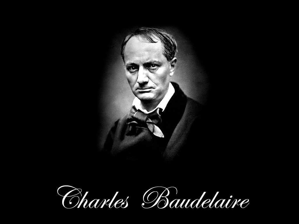 Charles Pierre Baudelaire