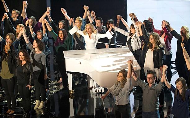 Η Lady Gaga στα Oscars