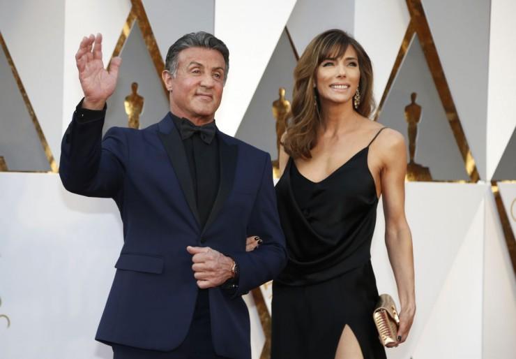 Ο Sylvester Stallone έχασε το Oscar Β' Ανδρικού Ρόλου