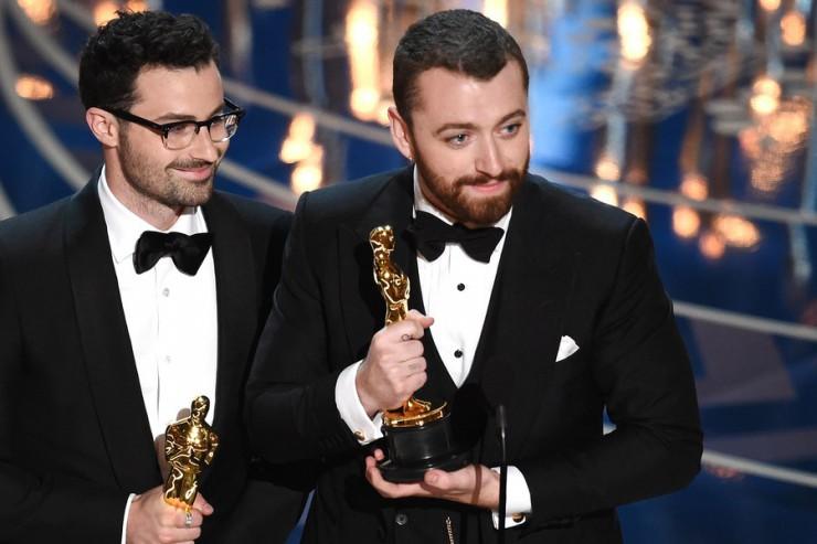 Ο Sam Smith κέρδισε το Oscar Τραγουδιού