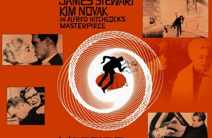 Δεσμώτης του ιλίγγου( Vertigo) 1958- Αφίσα της ταινίας