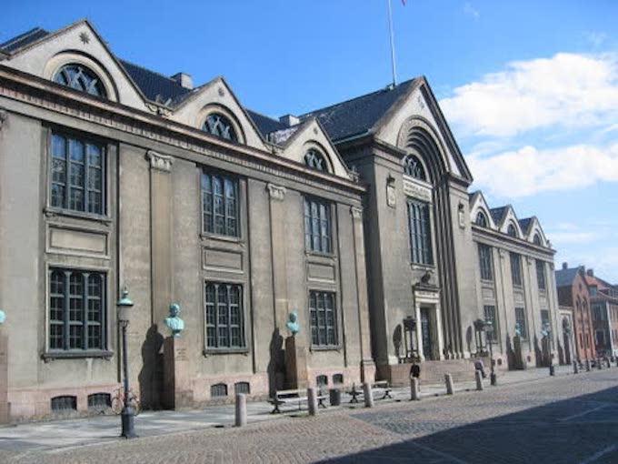 Το Πανεπιστήμιο της Κοπεγχάγης