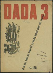περιοδικό Dada, τεύχος 3ο