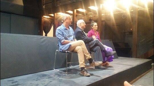 Insenso - Συζήτηση στο Θέατρο Τέχνης