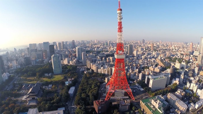 Tokyo Tower- Tokyo