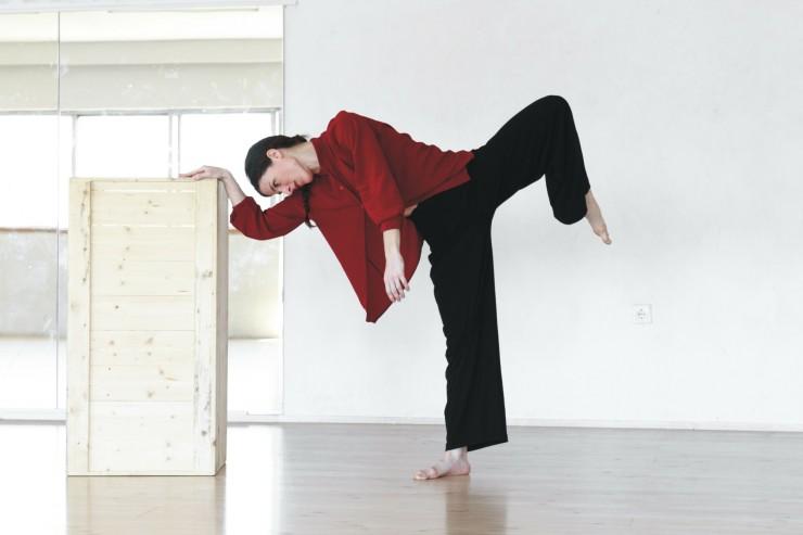 Αρχιτεκτονική + Χορός-Σοφία Κονδυλιά