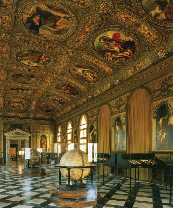 Αρχιτεκτονική των Βιβλιοθηκών- Μαρκιανή Βιβλιοθήκη