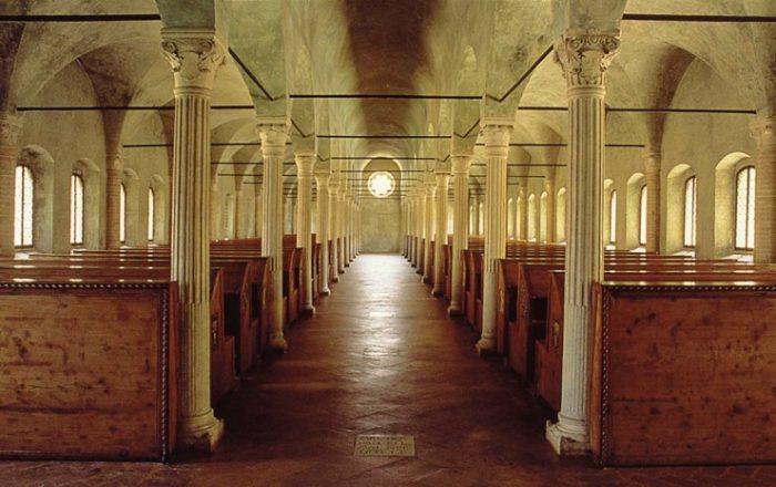 Αρχιτεκτονική των Βιβλιοθηκών- Βιβλιοθήκη του Νovello Malatesta