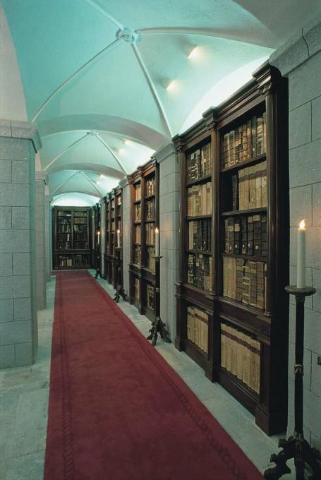 Αρχιτεκτονική των Βιβλιοθηκλων- Βιβλιοστάσια