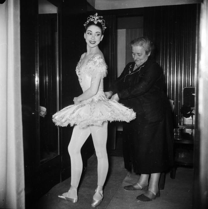 Καρυοθραύστης, 1950
