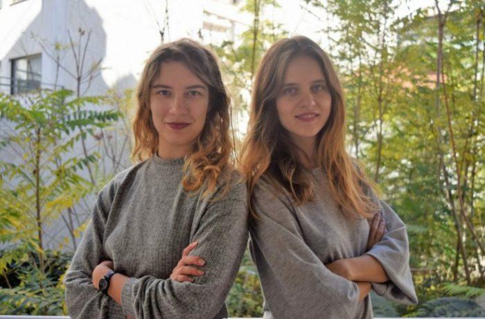 Χορογραφώντας το χώρο- Οι φοιτήτριες που διακρήθηκαν στο διεθνή διαγωνισμό