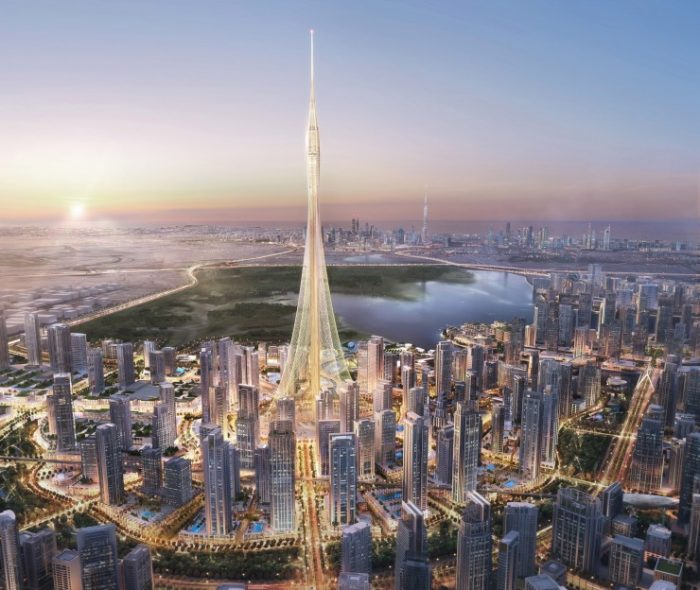 Dubai Creek Tower- Dubai Creek Harbour- Santiago Calatrava