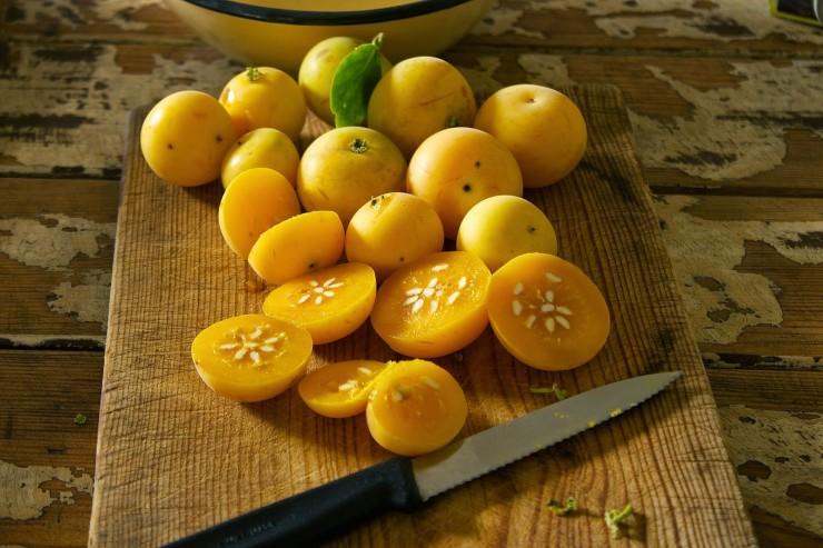 Τα φρούτα της Αφρικής - kei apple
