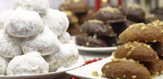 Τα γλυκά των Χριστουγέννων