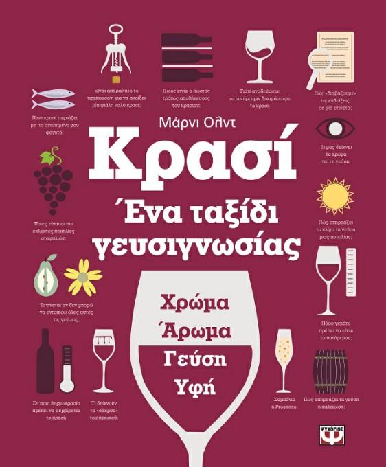 Κρασί. Ένα ταξίδι γευσιγνωσίας