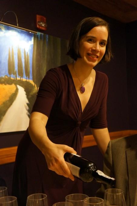 Κρασί. Ένα ταξίδι γευσιγνωσίας, Μάρνι Ολντ