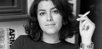 Κουτσομπολεύοντας με τη Marjane Satrapi στη Στέγη Γραμμάτων και Τεχνών