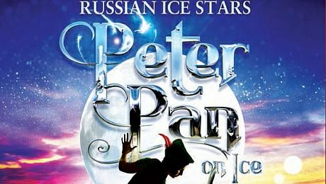 Πίτερ Παν από τη Russian Ice Stars για μαγικά Χριστούγεννα στην Αθήνα